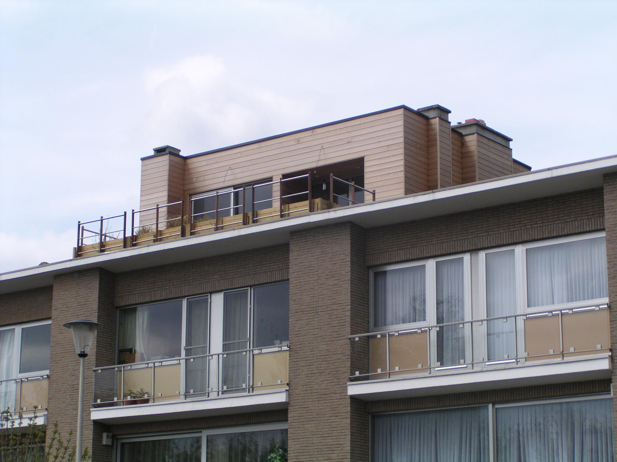 Ossature bois keppenne for Extension habitation